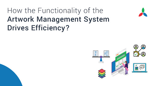How the Functionality of the Artwork Management System Drives Efficiency?